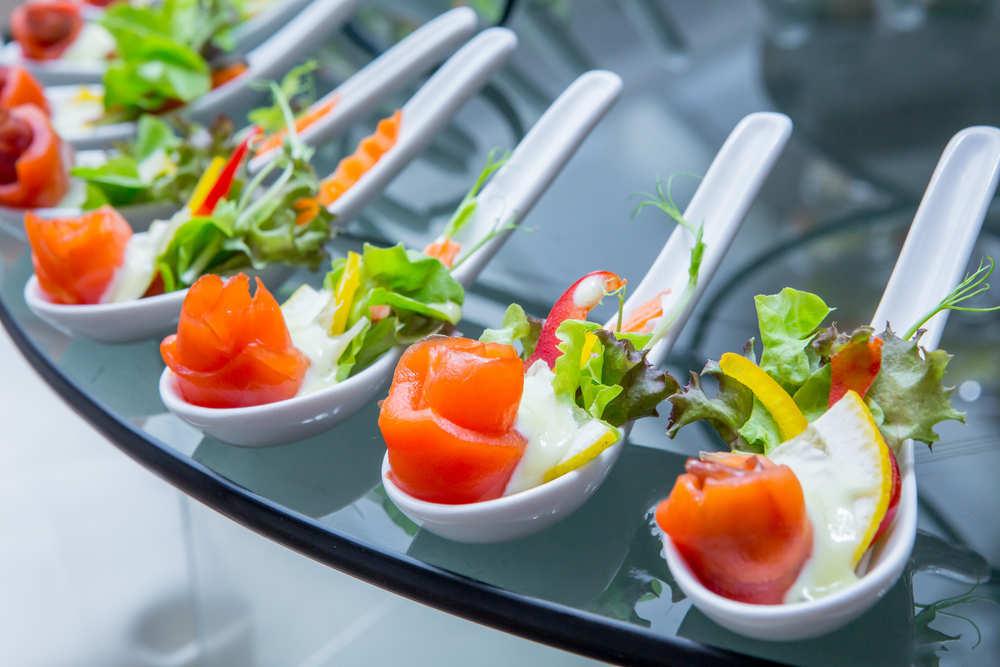 ¿Sale más rentable un catering que un banquete?