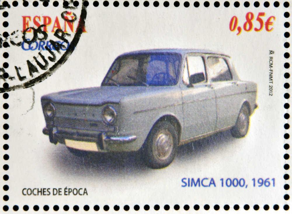 ¡Qué difícil es encontrar piezas para un Simca 1000!