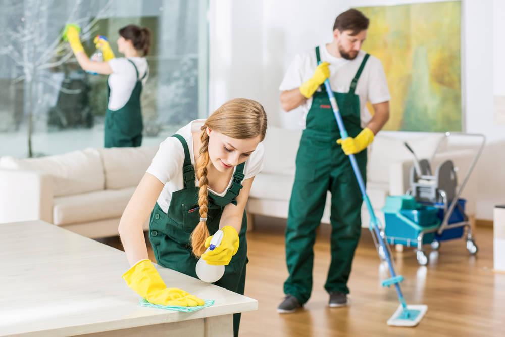 La limpieza, un problema perenne en muchas empresas