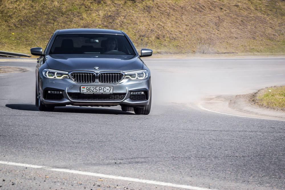 Comprarse un BMW trae responsabilidades