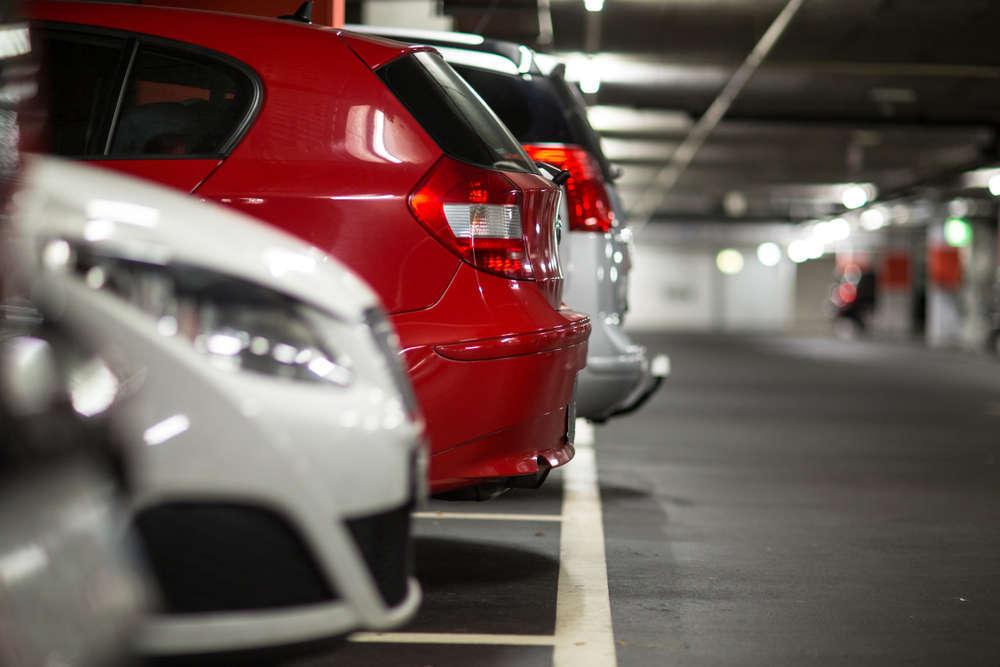 La evolución de los aparcamientos en las ciudades